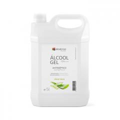 Álcool Gel Aloe Vera 5L