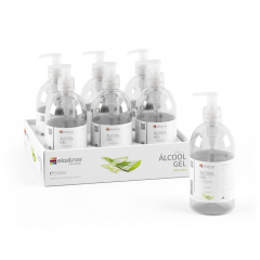 Álcool Gel Pack6 500ml